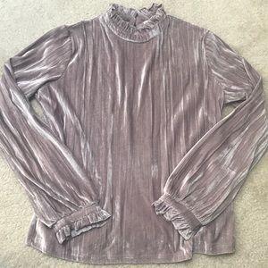 Tops - Beautiful velvet top